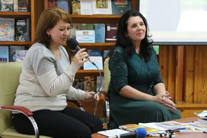 Галина Запорожченко
