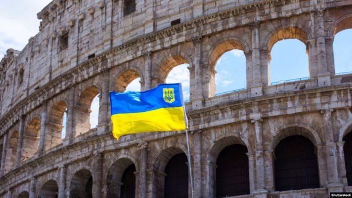 Аудіогід українською мовою запрацював у Колізеї