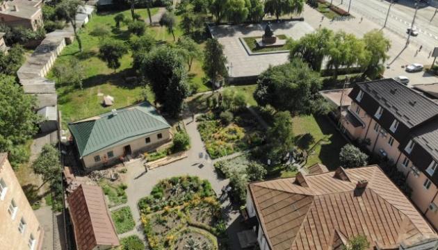 Територію музею-садиби Коцюбинського зроблять привабливішою для туристів