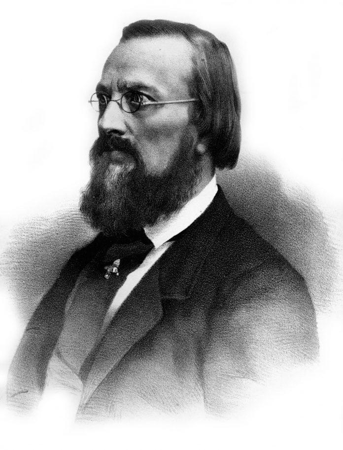 Микола Костомаров (1817–1885) – видатний український історик із Воронезької губернії