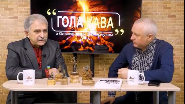 Письменник Сергій Курінний розповів про створення діорам для Дубенського замку