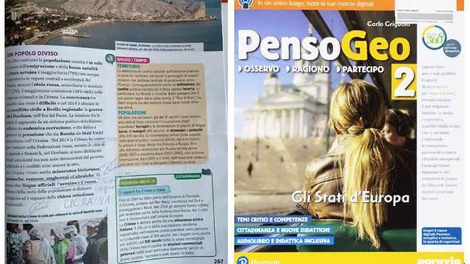 Кремлівська пропаганда про Україну: італійське видавництво знайшло факти у шкільному підручнику
