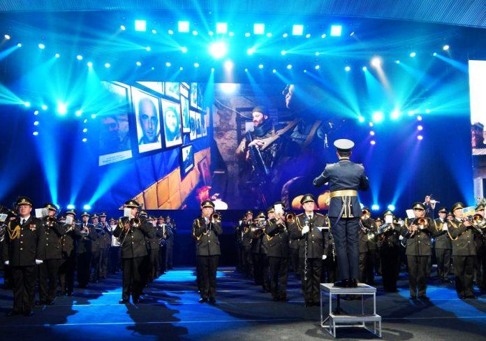 Всеукраїнський конкурс військово-патріотичної пісні, стройового та похідного маршу «Озброєні піснею, покликані…