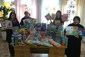 Бібліотека отримала півтисячі україномовних книг