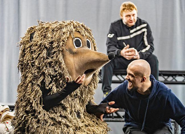 У Київському театрі драми і комедії на лівому березі Дніпра показали…