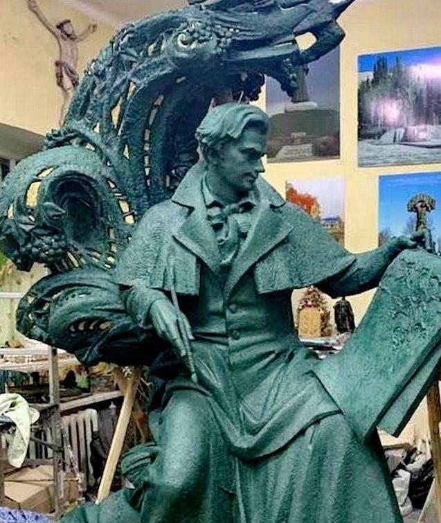 Дар від Києва: у Флоренції планують установити пам'ятник Тарасові Шевченку