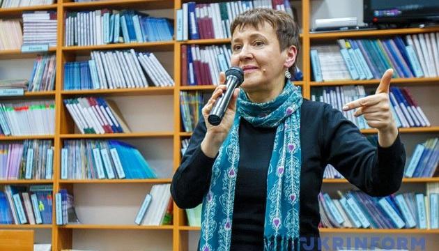 Забужко: Європейська культура сьогодні доходить до речей, які заявила Леся Українка