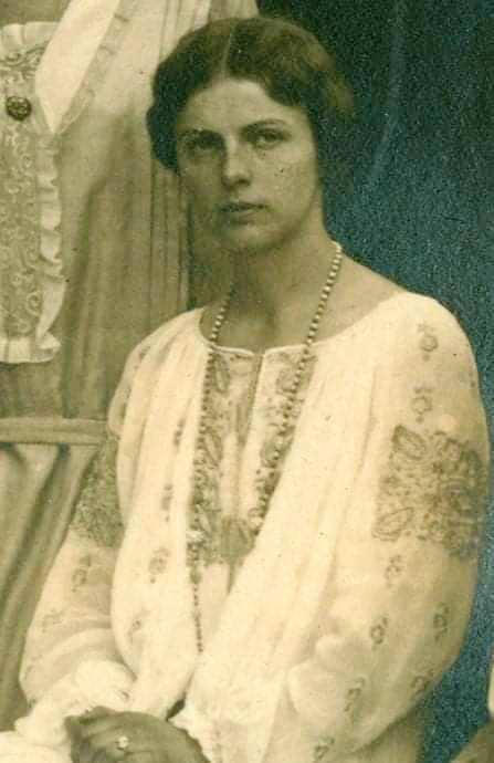 Сьогодні день пам'яті доньки гетьмана Павла Скоропадського Єлизавети Скоропадської