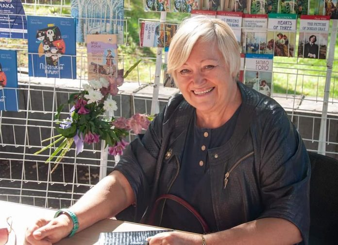 Українську письменницю номінували на найпрестижнішу у світі премію у галузі дитячої…