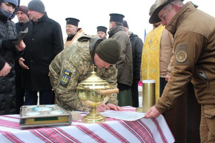 У Маріуполі побудують храм на честь воїнів російсько-української війни
