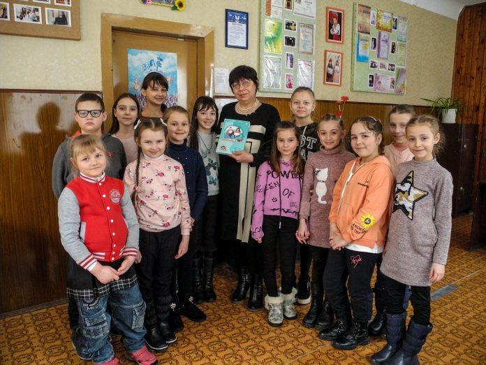 2 лютого відбулася творча зустріч письменниці Ольги Полевіної з учнями музичної…