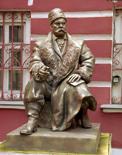 Художник Рєпін і журналіст Гіляровський листувалися українською. Їх єднала любов до…