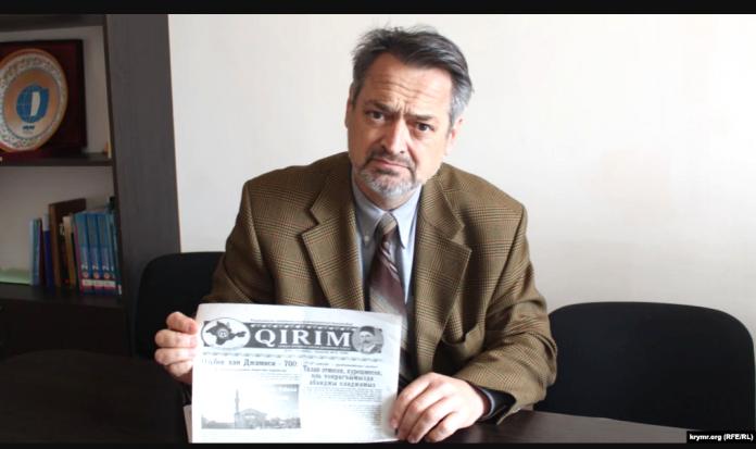 В окупованому Криму переслідують кримськотатарську газету за згадку про Меджліс