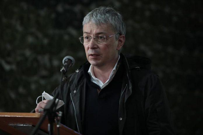 Олександр Ткаченко обіцяє пряму підтримку українського контенту