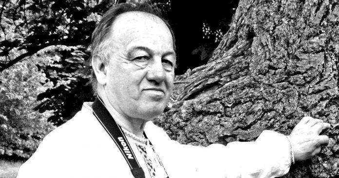 В Ужгороді побачила світ найповніша на сьогодні збірка оповідань Івана Яцканина
