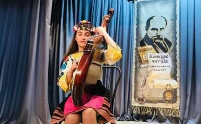 Чернівці: 22 учасники конкурсу з художнього слова прочитали поезії Тараса Шевченка