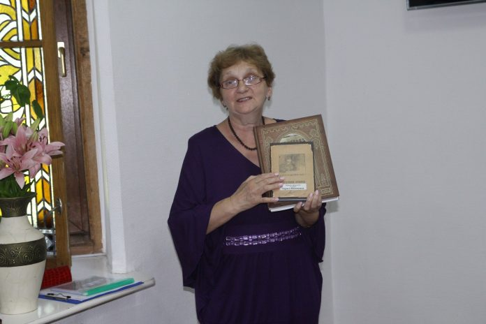Сьогодні святкує свій ювілей Алла Георгіївна Диба – літературознавець, поетеса, прозаїк-есеїст,…