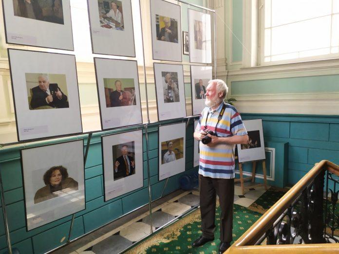 24 червня в Будинку письменників відкрилася персональна фотовиставка письменника Володимира Коскіна,…