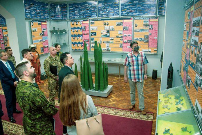 У військових вишах для формування освітніх програм запрошуватимуть іноземних експертів