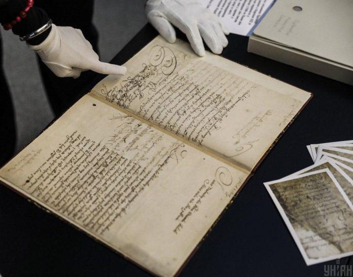 Швеція вже передала Україні копії Конституції Пилипа Орлика. Оригінал привезуть на…