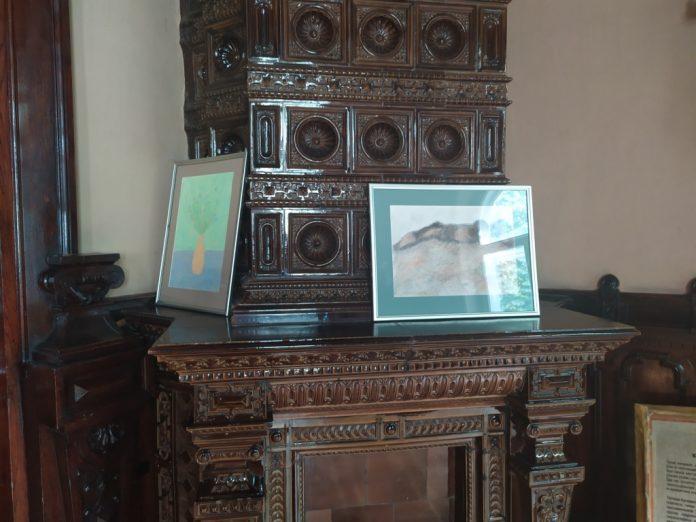 24 червня в Будинку письменників відкрилася виставка картин художниці й письменниці…