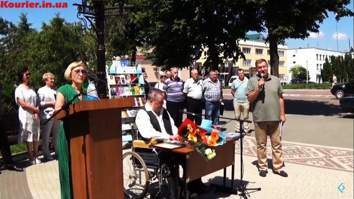 Презентація 10-го альманаху «Українська хвиля» (відео)
