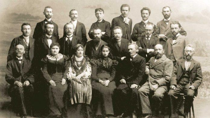 Наукове товариство імені Тараса Шевченка. Його історія