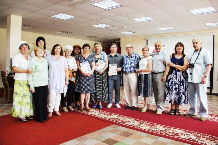 Відбулася презентація альманаху «Степ» №1-2 / 2021