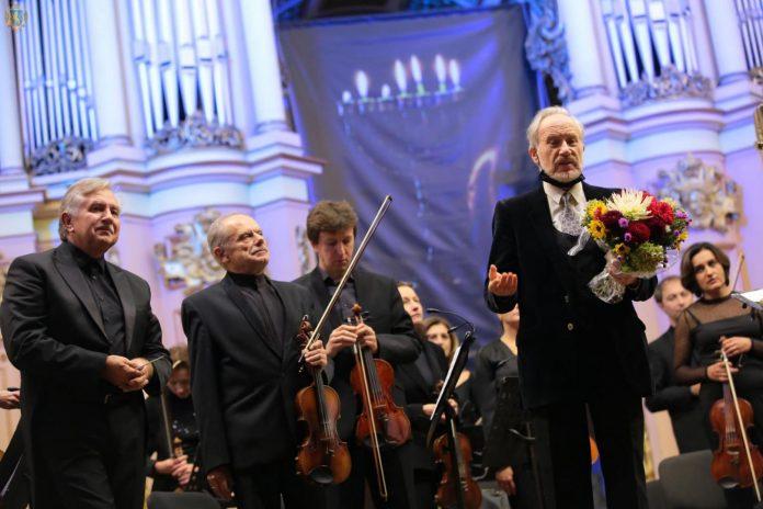 Прем'єра симфонії та театралізоване дійство: у Львівській філармонії низкою мистецьких заходів…