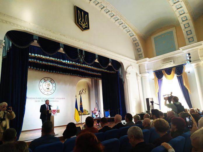 У Києві відбувся урочистий захід, присвячений 30-річчю Національної спілки письменників України