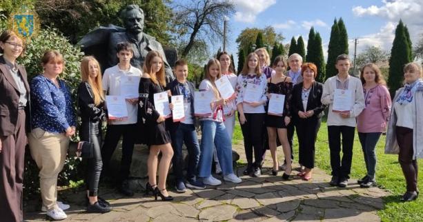Гран-прі конкурсу на знання іноземних мов здобув восьмикласник зі Львова