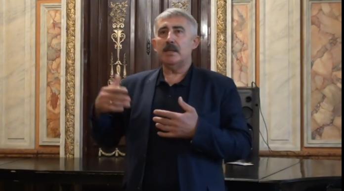 Презентація книжки Михайла Сидоржевського «Візерунки на пергаменті часу» (відео)